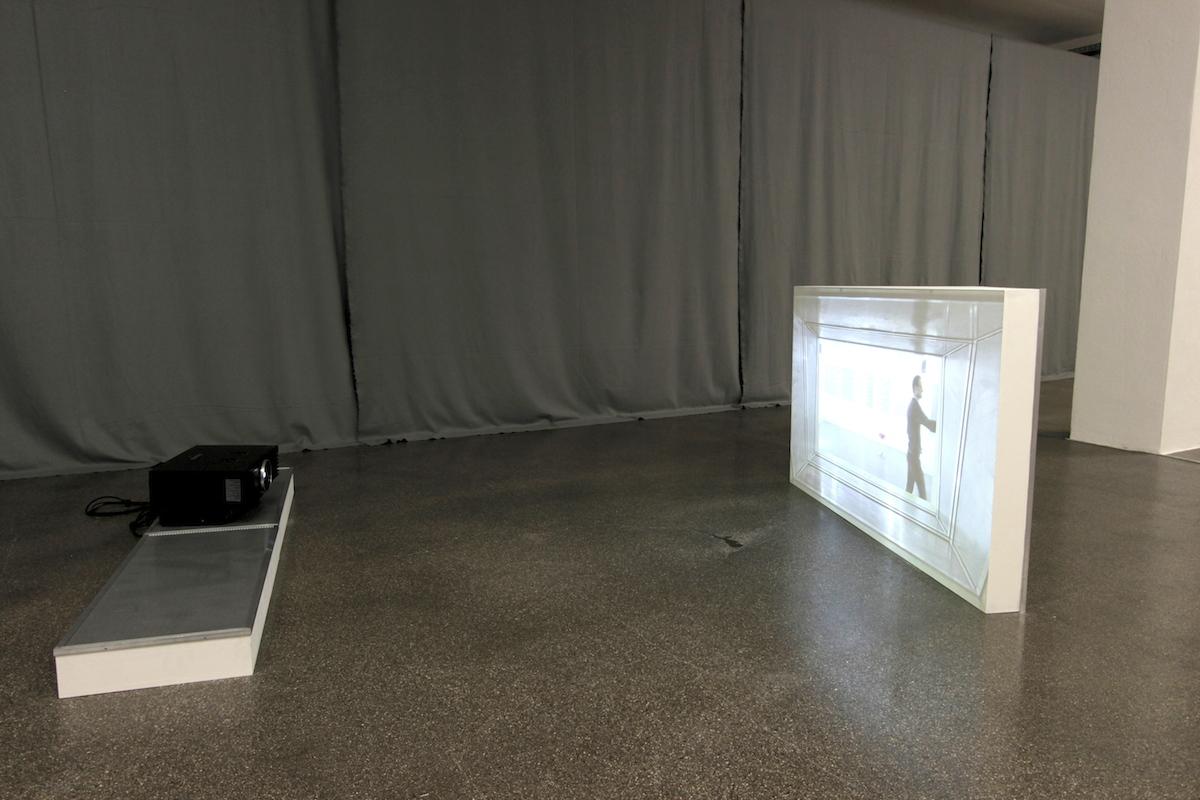 The Prospects of Recording | exhibition view | Deformation der Stille | Galerie 5020 | ©Faxen
